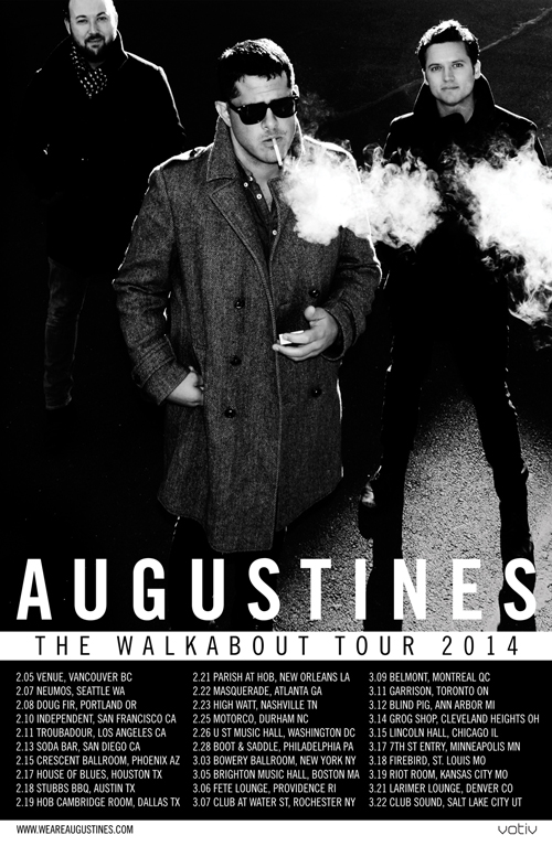 Augustines Poster 2